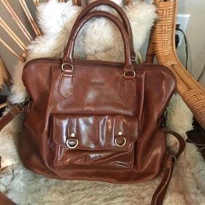 Handbags - Beautiful leather satchel